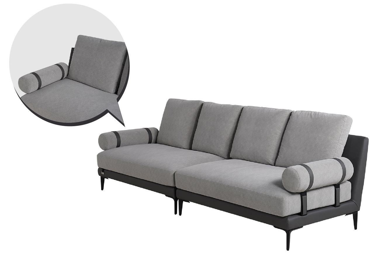 布沙發|Vendôme 凡登機能布沙發|睡眠王國集團