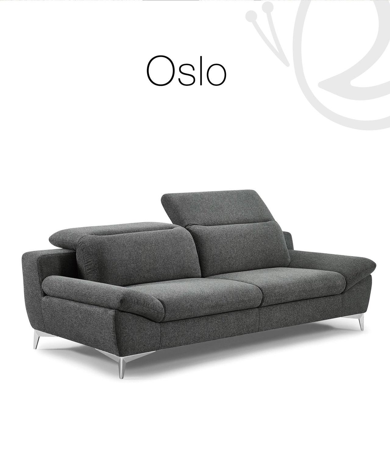 布沙發 Oslo 奧斯陸布沙發 睡眠王國集團