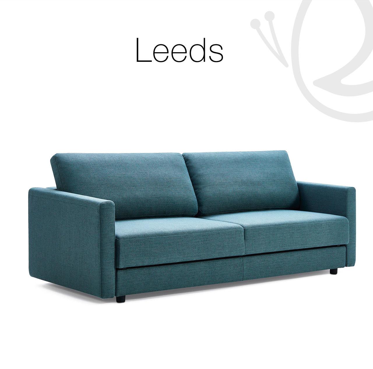 布沙發 Leeds 里茲沙發床 睡眠王國集團
