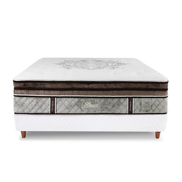 健康床墊mattress|鈦合金 HYBRID ELEGANCE 雅仕|睡眠王國集團